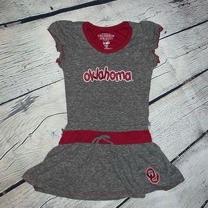 Oklahoma Sooners OU Dress Size 3T College